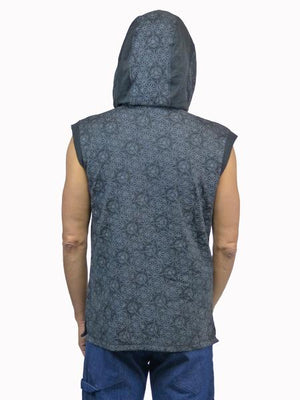 Ninja Hoodie by Om Gaia Tree - Funk & Flash