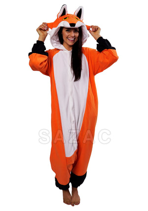Red Fox Kigurumi