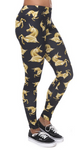 Gold Unicorn Leggings