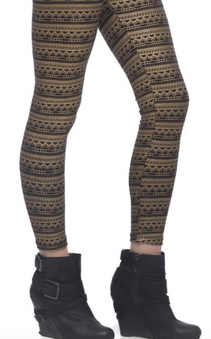 Eclipse Tribal Leggings