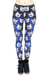 Galaxy Kitten Leggings