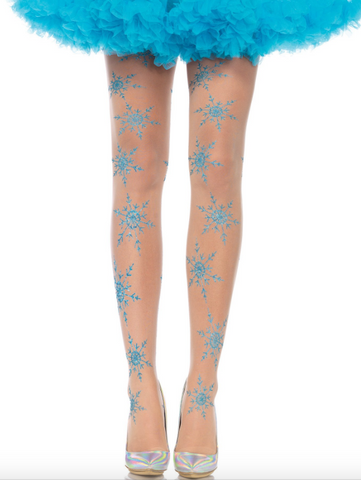 Let it Snow Tights