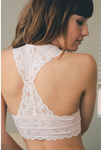 Galloon Lace Bralette