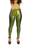 Emerald Green Holo Legging