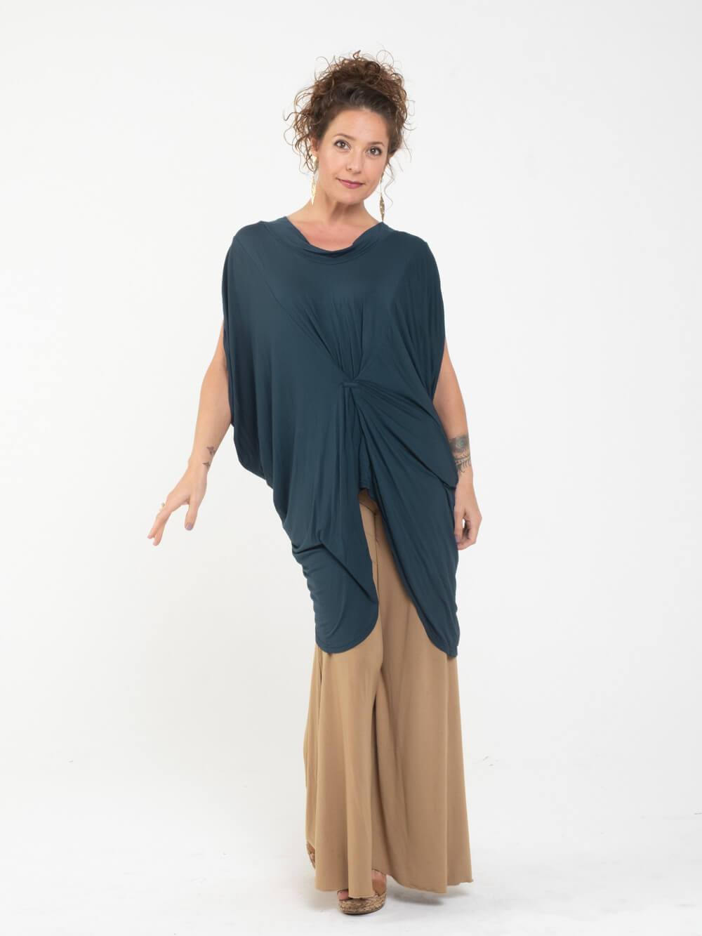 Gathered Kaftan
