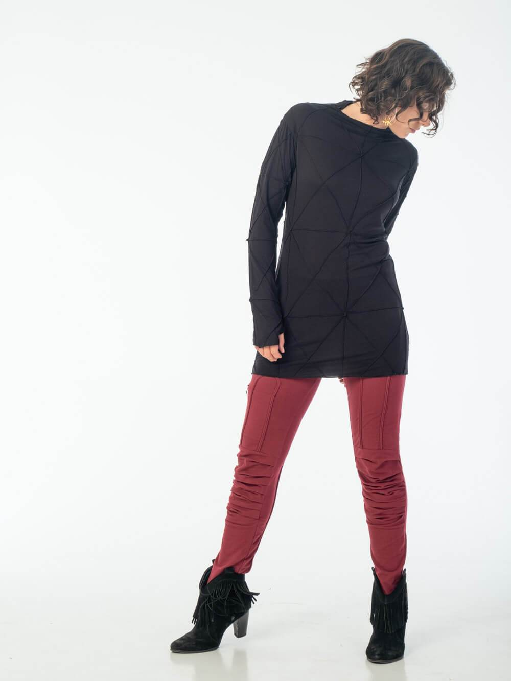 Texture Layer Tunic