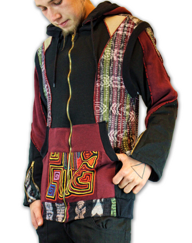 Maykuna Hoodie/Vest By Conscious Convergence