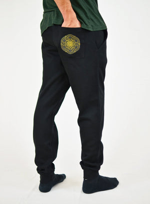 Sacred Geometry Tree of Life Joggers