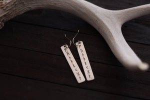Viking Rune Earrings