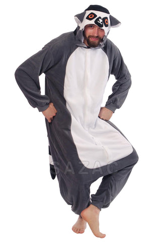 Ring-tailed Lemur Kigurumi