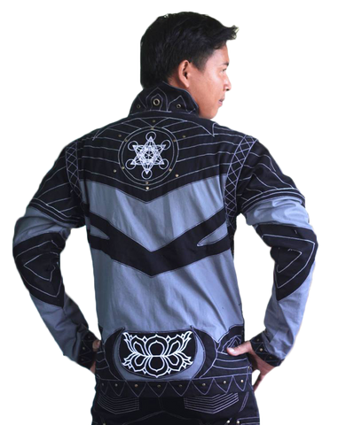 Mens Stargate Jacket by Imago Dei