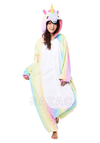 Rainbow Unicorn Kigurumi
