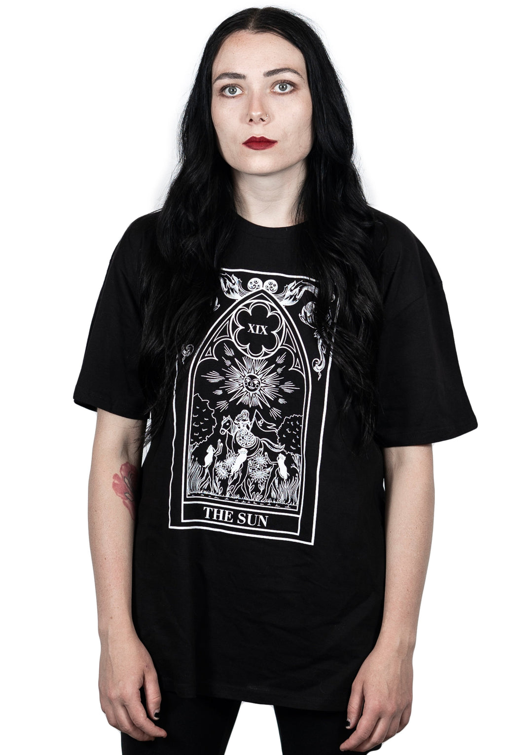 The Sun Tarot Tee - Unisex