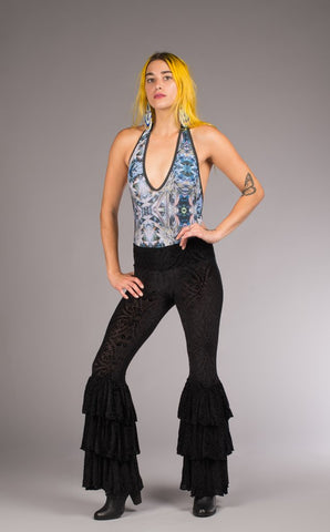 Burnout Pirate Pants by Warrior Within - Funk & Flash