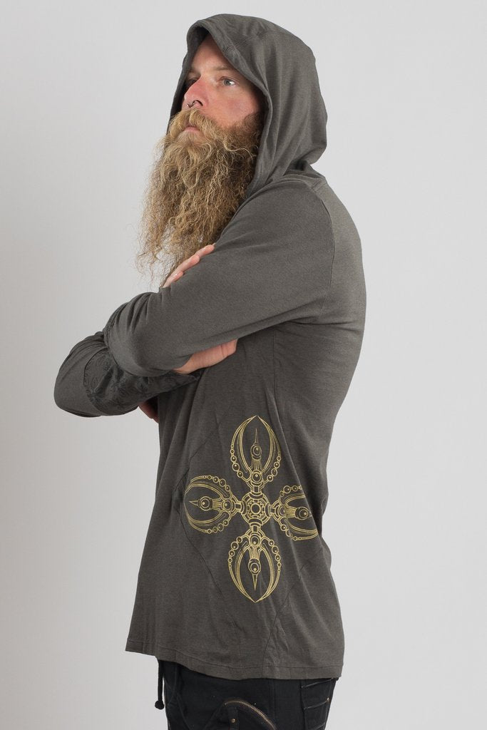Vajra Hooded Long Sleeve