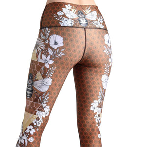 Bee-loved Eco Yoga Leggings *Pre Order*