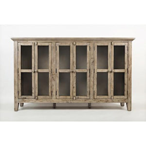 "Rustic Shores 70"" Accent Cabinet - United Furniture Outlet"