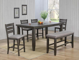 Bardstown Counter Height Table Gray