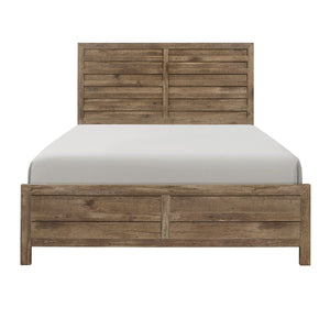 Mandan Queen Brown Bedroom Set - United Furniture Outlet