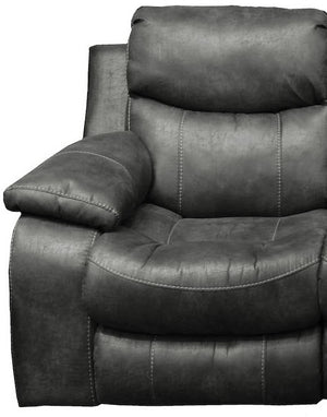 Catalina Gray Power Recliner Sectional