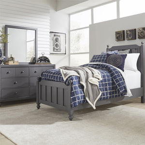 Cottage Grey Full Bedroom Set - United Furniture Outlet