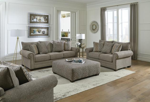 Havana Sofa and Loveseat