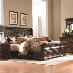 Arbor Place 7 Piece King Bedroom Set