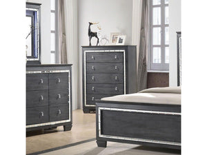 Perina 7 Piece Queen Bedroom Set - United Furniture Outlet