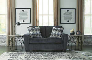 Abinger Grey Sofa and Loveseat