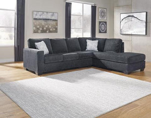 Altari Warm Grey Sectional - United Furniture Outlet