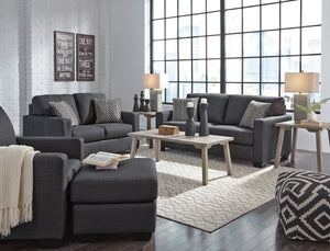 Bavello Sofa and loveseat - United Furniture Outlet