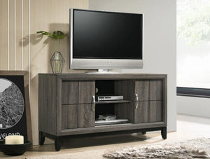 Akerson Grey TV Stand