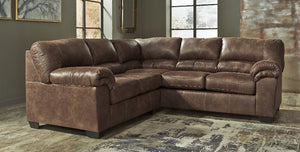 Bladen Coffee Sectional - United Furniture Outlet