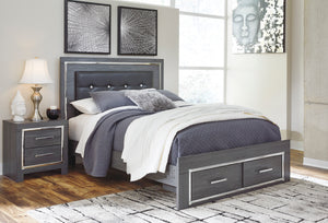 Lodanna 7 Piece Queen Bedroom Set (With Storage)