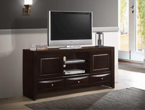 Emily Brown Entertainment Center - United Furniture Outlet