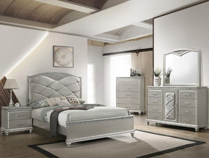 Valiant 7 Piece Queen Bedroom Set - United Furniture Outlet