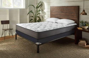 Biscayne Firm QUEEN Mattress and Box Spring - United Furniture Outlet