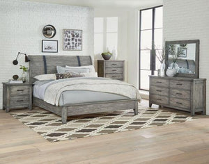 Nelson 7 Piece Full Bedroom Set - United Furniture Outlet