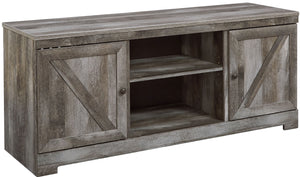 Wynnlow Grey TV Stand