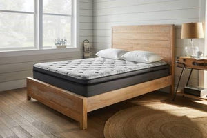 Denali Pillowtop KING Mattress and Box Spring - United Furniture Outlet