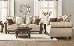 Malibu Canyon Sofa and Loveseat - United Furniture Outlet