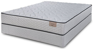 Shelton Firm KING Mattress and Box Spring - United Furniture Outlet