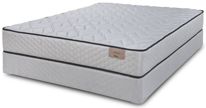 Shelton Firm QUEEN Mattress and Box Spring