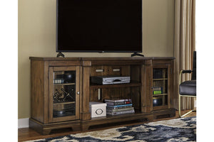 "Flynnter 75"" TV Stand - United Furniture Outlet"