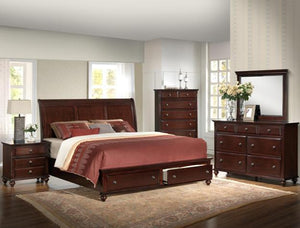 PortsMouth 7 Piece King Bedroom Set - United Furniture Outlet