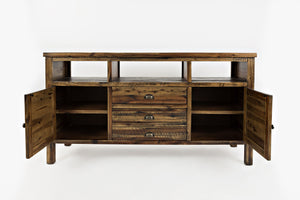 "Artisan's Craft 60"" Media Console - United Furniture Outlet"