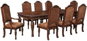 North Shore Table with 6 Chairs - United Furniture Outlet