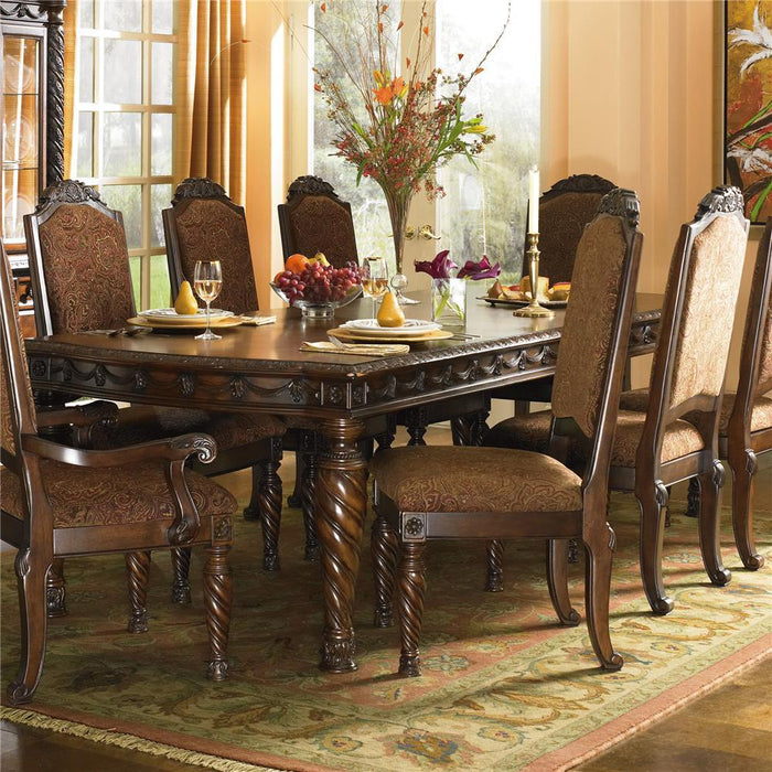 North Shore Table with 6 Chairs