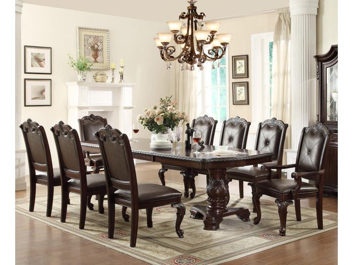 Kiera Dining Table with 6 Chairs