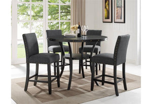 Wallace Counter Height Table with 4 Chairs